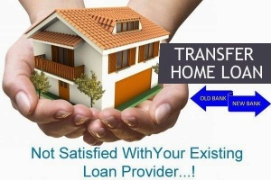 """Home Loan Balance Transfer 